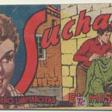 Tebeos: SUCHAI Nº 104. HISPANO AMERICANA 1949.. Lote 20734693