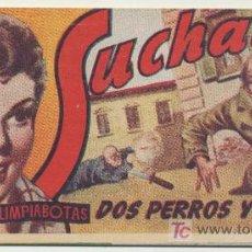 Tebeos: SUCHAI Nº 49. HISPANO AMERICANA 1949.. Lote 20734995