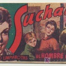 Tebeos: SUCHAI Nº 47. HISPANO AMERICANA 1949.. Lote 20735045