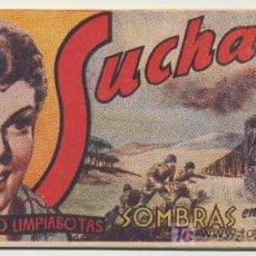 Tebeos: SUCHAI Nº 46. HISPANO AMERICANA 1949.. Lote 20735082