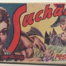 Tebeos: SUCHAI Nº 44. HISPANO AMERICANA 1949.. Lote 20735112