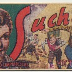 Tebeos: SUCHAI Nº 41. HISPANO AMERICANA 1949.. Lote 20735165