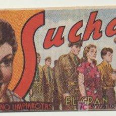Tebeos: SUCHAI Nº 39. HISPANO AMERICANA 1949.. Lote 20735211