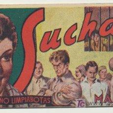 Tebeos: SUCHAI Nº 38. HISPANO AMERICANA 1949.. Lote 20735258
