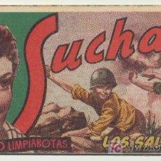 Tebeos: SUCHAI Nº 36. HISPANO AMERICANA 1949.. Lote 20735278