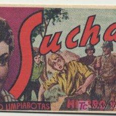 Tebeos: SUCHAI Nº 35. HISPANO AMERICANA 1949.. Lote 20735318