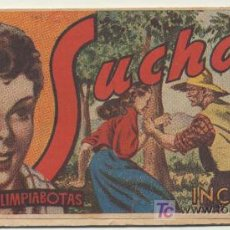 Tebeos: SUCHAI Nº 30. HISPANO AMERICANA 1949.. Lote 20736694