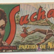 Tebeos: SUCHAI Nº 29. HISPANO AMERICANA 1949.. Lote 20736728