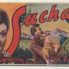 Tebeos: SUCHAI Nº 26. HISPANO AMERICANA 1949.. Lote 20736739