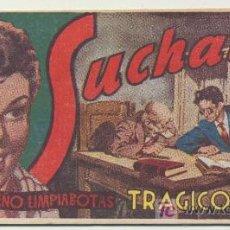 Tebeos: SUCHAI Nº 85. HISPANO AMERICANA 1949.. Lote 20736790