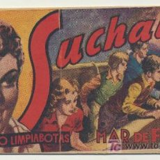 Tebeos: SUCHAI Nº 91. HISPANO AMERICANA 1949.. Lote 20736829
