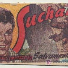 Tebeos: SUCHAI Nº 89. HISPANO AMERICANA 1949.. Lote 20736941