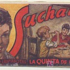 Tebeos: SUCHAI Nº 87. HISPANO AMERICANA 1949.. Lote 20737015