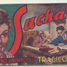 Tebeos: SUCHAI Nº 85. HISPANO AMERICANA 1949.. Lote 20737135