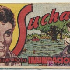 Tebeos: SUCHAI Nº 130. HISPANO AMERICANA 1949.. Lote 20737766