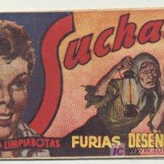 Tebeos: SUCHAI Nº 83. HISPANO AMERICANA 1949.. Lote 20737888
