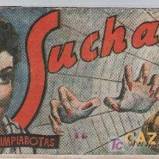 Livros de Banda Desenhada: SUCHAI Nº 10. HISPANO AMERICANA 1949.. Lote 20794458