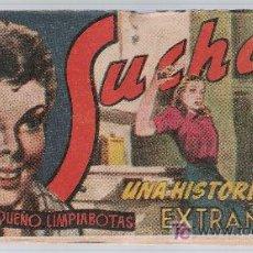 BDs: SUCHAI Nº 37. HISPANO AMERICANA 1949.. Lote 20796907