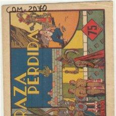 Tebeos: (COM-2070)COMIC CARLOS EL INTREPIDO EN LA RAZA PERDIDA Nº6. Lote 21269866