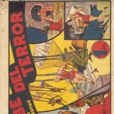 Tebeos: (COM-2079)COMIC CARLOS EL INTREPIDO EN LA NUBE DEL TERROR. Lote 21269914