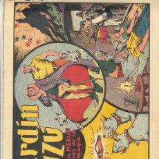 Tebeos: (COM-2082)COMIC MERLIN EL REY DE LA MAGIA EN EL JARDIN DE UZU. Lote 21269950
