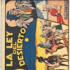 Tebeos: (COM-2085)COMIC CON EL HOMBRE ENMASCARADO EN LA LEY DEL DESIERTO. Lote 21269968