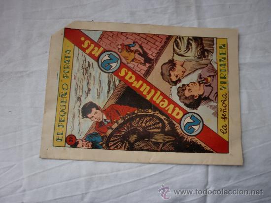 DOS AVENTURAS Nº 29 ORIGINAL (Tebeos y Comics - Hispano Americana - Otros)