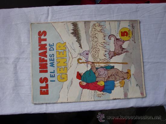 Tebeos: INFANTS ELS Nº1-2-3-6-8- ORIGINAL - Foto 6 - 25727675