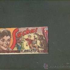 Tebeos: SUCHAI Nº 58, EDITORIAL HISPANO AMERICANA. Lote 26923757