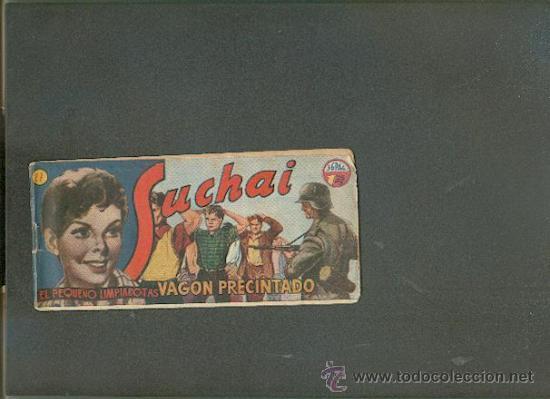 SUCHAI Nº 27, EDITORIAL HISPANO AMERICANA (Tebeos y Comics - Hispano Americana - Suchai)