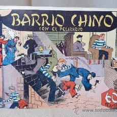 Tebeos: COMIC, BARRIO CHINO, CON EL PELIRROJO. Lote 22346505