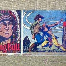 Tebeos: COMIC, SITTING BULL, EDITORIAL HISPANO AMERICANA, Nº 20, ORIGINAL, LA HUIDA. Lote 22846588