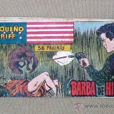 Tebeos: COMIC, EL PEQUEÑO SHERIFF, EDITORIAL HISPANO AMERICANA, Nº112, ORIGINAL, BARBA DE HIERRO. Lote 22848367