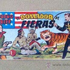 Tebeos: COMIC, EL PEQUEÑO SHERIFF, EDITORIAL HISPANO AMERICANA, Nº15, ORIGINAL, DOMADOR DE FIERAS. Lote 22848416