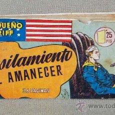 Tebeos: COMIC, EL PEQUEÑO SHERIFF, EDITORIAL HISPANO AMERICANA, Nº 81, ORIGINAL, FUSILAMIENTO AL AMANECER. Lote 22848521