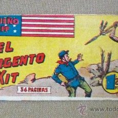 Tebeos: COMIC, EL PEQUEÑO SHERIFF, EDITORIAL HISPANO AMERICANA, Nº 82, ORIGINAL, EL SARGENTO KIT. Lote 22848657