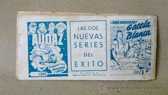 Tebeos: COMIC, EL PEQUEÑO SHERIFF, EDITORIAL HISPANO AMERICANA, Nº 123, ORIGINAL, LA CARAVANA, - Foto 2 - 22848972