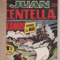 Tebeos: JUAN CENTELLA Nº 20. (17X12) HISPANO AMERICANA 1951.. Lote 22937211