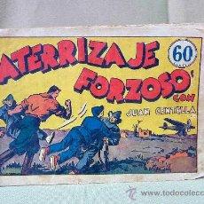 Tebeos: COMIC, ORIGINAL, ATERRIZAJE FORZOSO, JUAN CENTELLA, HISPANO AMERICANA. Lote 22957009
