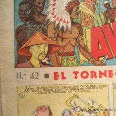 Tebeos: AVENTURERO AÑO I Nº ( )1935 -36 , TENGO 35 NUMEROS ENTRE EL Nº 10 Y EL Nº 64 VENDO A 10€ UNIDAD. Lote 25943761