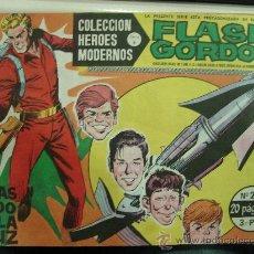 Tebeos: COMICS TEBEOS FLASH GORDON. COLECCION HEROES MODERNOS. SERIE B. 22 NUMEROS.. Lote 26114131