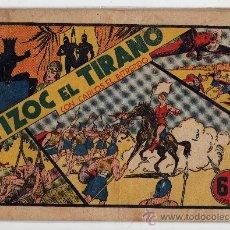 Livros de Banda Desenhada: TIZOC EL TIRANO ORIGINAL Nº3. Lote 23316945