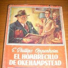 Tebeos: EL HOMBRECILLO DE OKEHAMPSTEAD, POR E. PHILLIPS OPPENHEIM - EDITORIAL MAUCCI - Nº 37 - ESPAÑA. Lote 23487897