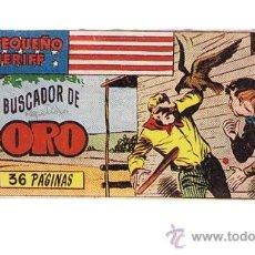 Tebeos: EL PEQUEÑO SHERIFF Nº 115. HISPANO AMERICANA 1948.. Lote 23596854