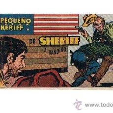 El Pequeño Sheriff nº 153. Hispano Americana 1948.