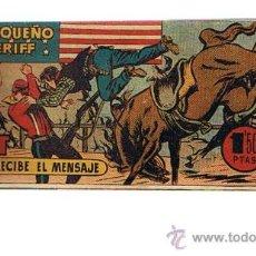 El Pequeño Sheriff nº 178. Hispano Americana 1948.