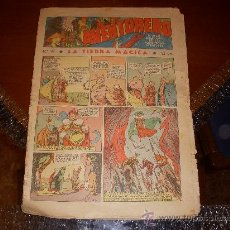 Tebeos: AVENTURERO Nº 59, 10 CTS, EDITORIAL HISPANO AMERICANA. Lote 23669163