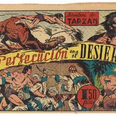 Tebeos: TARZÁN Nº 30: PERSECUCIÓN EN EL DESIERTO. HISPANO AMERICANA 1942.. Lote 23686554