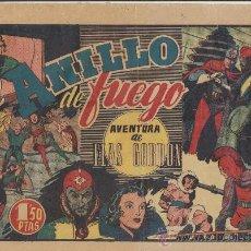 Tebeos: FLAS GORDON. EL ANILLO DE FUEGO.. Lote 23762198