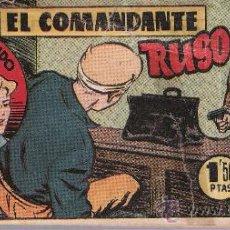 Tebeos: JORGE Y FERNANDO Nº 159. HISPANO AMERICANA 1949. ULTIMO DE LA COLECCIÓN. RARO. Lote 23822955
